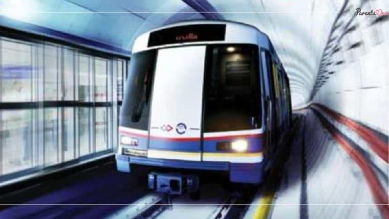 NEWS: วันเด็กปีนี้ เด็กขึ้นรถไฟฟ้า MRT ฟรี!