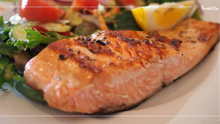 NEWS: งานวิจัยเผยการกินปลาจะทำให้เด็กมีไอคิวสูงและนอนหลับได้ดี