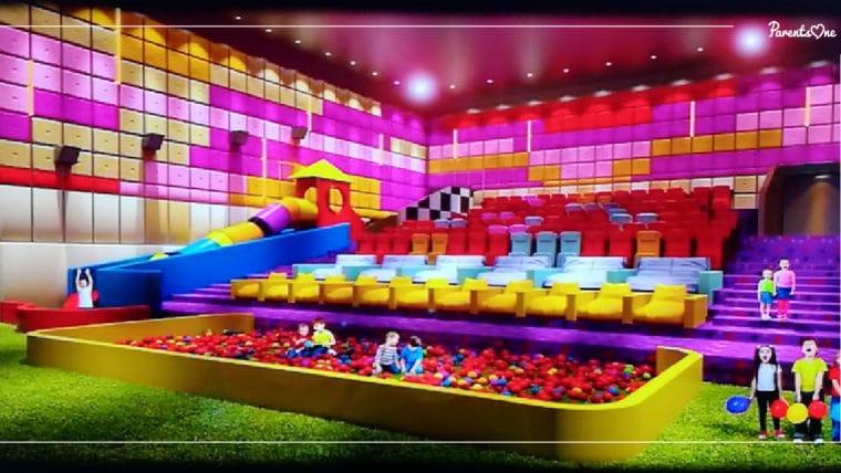 NEWS: 'เมเจอร์' เตรียมเปิดโรงหนังสำหรับเด็กโดยเฉพาะ
