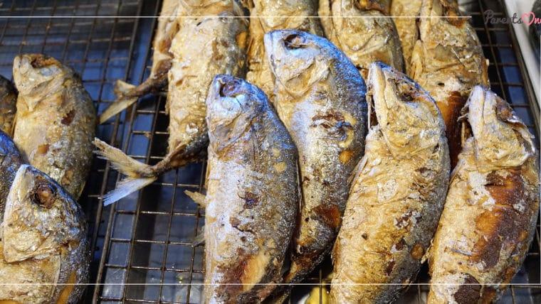 NEWS: กินปลาไทยก็ได้โอเมก้า 3 สูง ดีต่อแม่และลูกในครรภ์