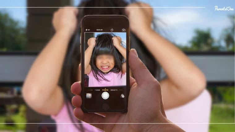NEWS: เตือนพ่อแม่อย่าโพสต์พฤติกรรมไม่ดีของลูกบนโซเชียล เสี่ยงก่อให้เกิดผลร้ายต่อเด็กในอนาคต