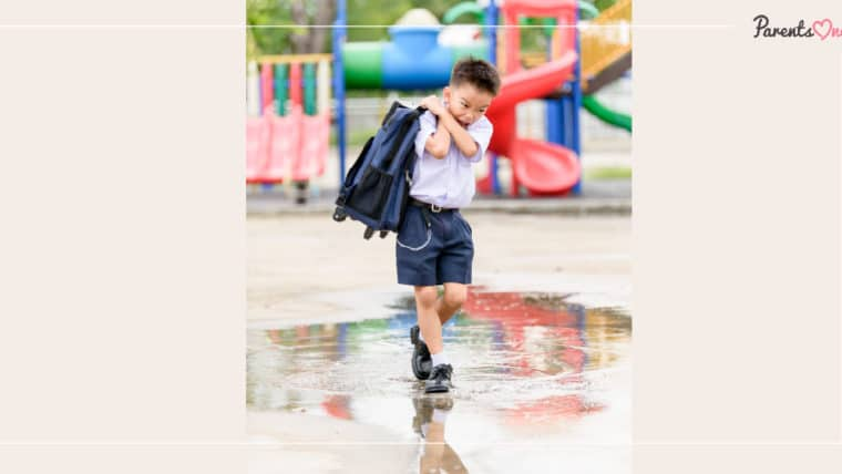 NEWS: เด็กประถมแบกกระเป๋านักเรียนหนักเกินไป ส่งผลต่อสุขภาพและการเรียนรู้