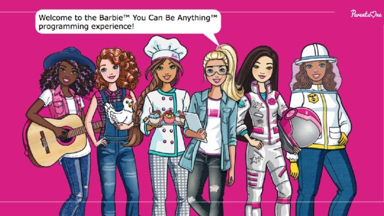 NEWS: เปิดตัว 'บาร์บี้วิศวกรหุ่นยนต์' กระตุ้นให้เด็กผู้หญิงสนใจวิทยาศาสตร์และวิศวกรรมมากขึ้น