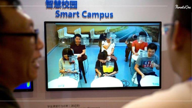 NEWS: โรงเรียนจีนทดลองใช้เทคโนโลยี Face Recognition เฝ้าดูพฤติกรรมนักเรียนราวสมุดพก