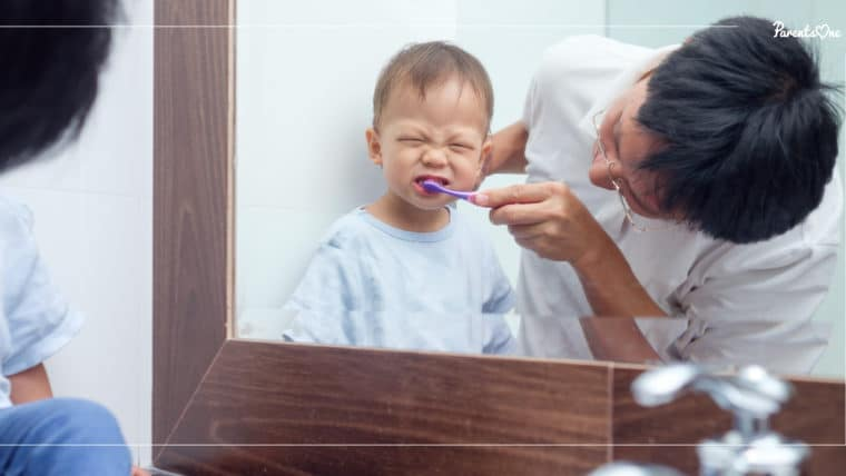 NEWS: กรมการแพทย์แนะพ่อแม่ควรสอนลูกให้มีสุขนิสัยที่ดีในการดูแลช่องปาก