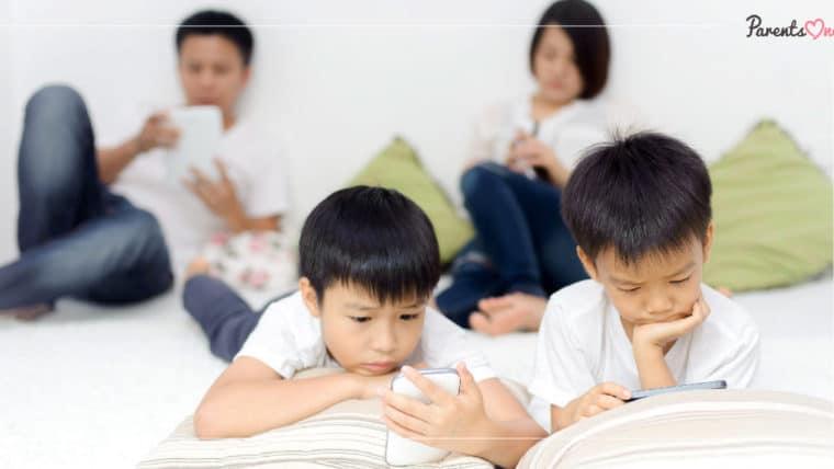 NEWS: เด็กไทย 13 ล้านคนติดมือถือหนัก สนใจโลกออนไลน์จนหลงลืมคนในครอบครัว