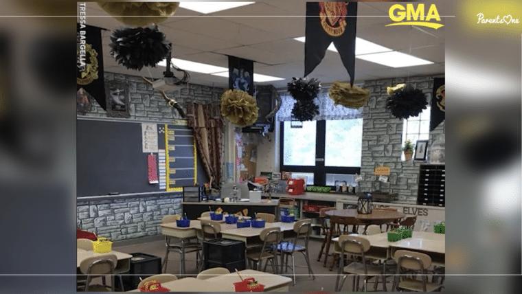 NEWS: โรงเรียนในสหรัฐ เนรมิตห้องเรียนให้กลายเป็นฮอกวอตส์