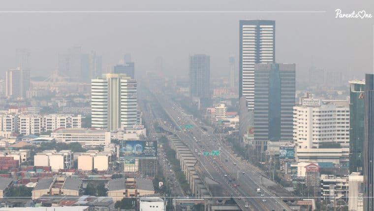 NEWS: ฝุ่นละออง PM2.5 กลับมาแล้วใน 13 พื้นที่! เตือนให้สวมหน้ากากป้องกันฝุ่น