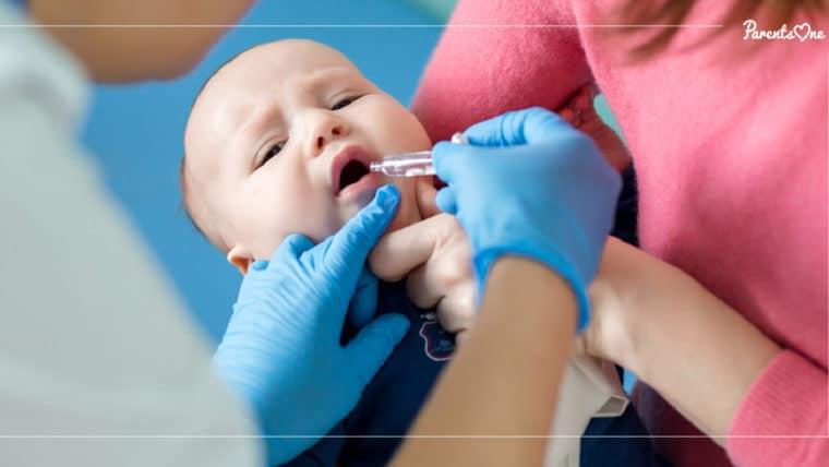 NEWS: ของขวัญปีใหม่ ปี 2562 นี้ พาลูกไปรับวัคซีนไวรัสโรต้าฟรี!