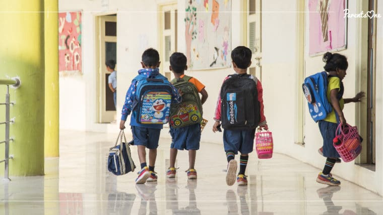 NEWS: อินเดียเอาจริง! งดการบ้านเด็กเล็กและจำกัดน้ำหนักกระเป๋านักเรียน