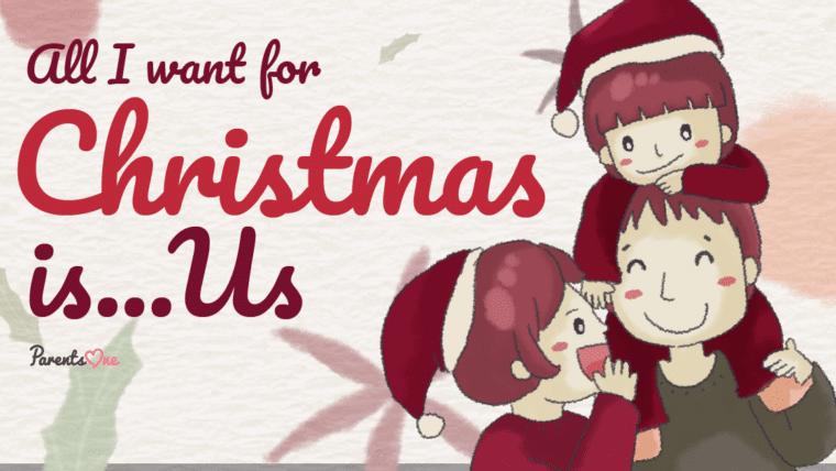 All I want for Christmas is Us เทศกาลแห่งความสุขที่มีเราอยู่ด้วยกัน