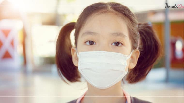 NEWS: ป้องกันลูกจากฝุ่น PM 2.5 ด้วยการดัดแปลงหน้ากาก N95 ให้เด็ก