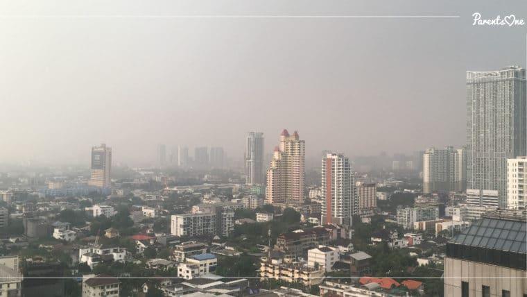 NEWS: ฝุ่น PM 2.5 กลับมาแล้ว เริ่มกระทบสุขภาพเด็ก