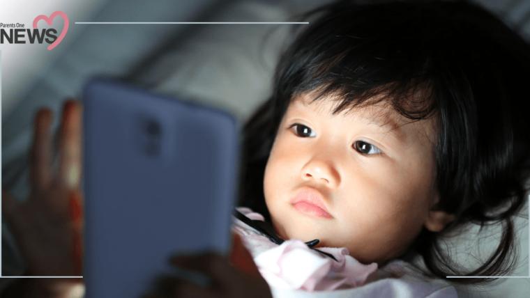 NEWS: อนามัยโลกเตือน อย่าให้เด็กเล็กอยู่หน้าจอเกิน 1 ชั่วโมง / วัน