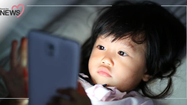 NEWS: แพทย์เตือนพ่อแม่ เด็กติดหน้าจอนานเสี่ยงเป็นโรคทางสายตา