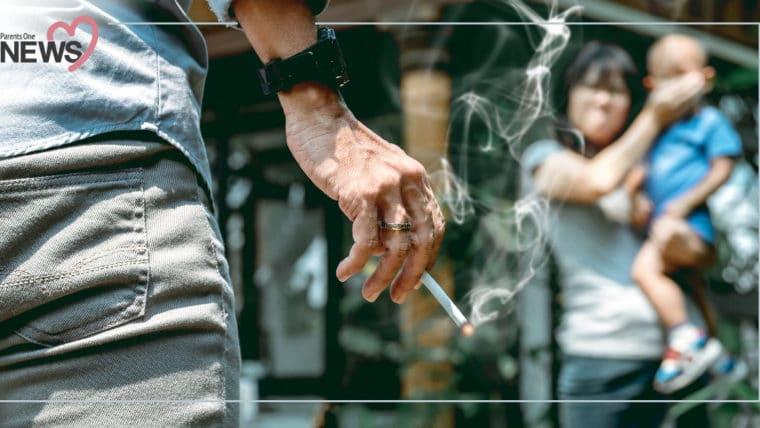 NEWS: พ่อจ๋าเลิกสูบเถอะ ควันบุหรี่มีพิษร้าย ตัวการทำลายสุขภาพของลูก