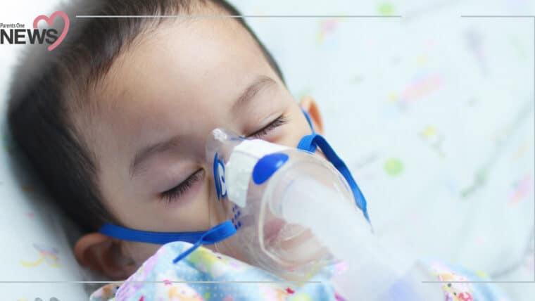 NEWS: พ่อแม่เฝ้าระวัง! เด็กเล็กติดเชื้อไวรัส RSV ระบาดเร็วขึ้นจาก ส.ค.เป็น ก.ค.