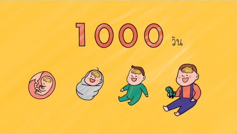"""เสริมสร้างสมองดี เรียนรู้ไวใน 1,000 วันแรกของลูกรัก ด้วย """"สฟิงโกไมอีลิน"""""""