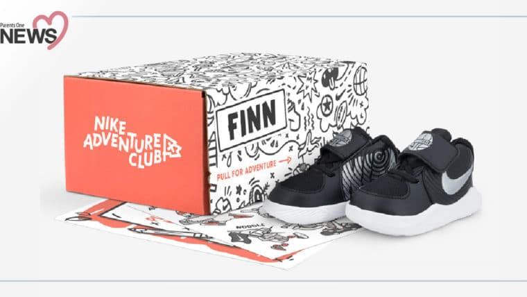 NEWS: เพราะเด็กโตเร็ว NIKE เปิดให้เช่ารองเท้าเด็ก กับบริการ Nike Adventure Club
