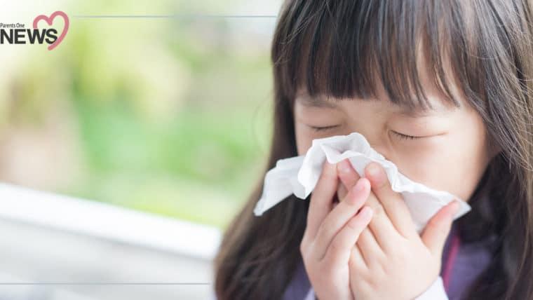 NEWS: พ่อแม่ต้องสังเกตหากลูกเป็นหวัดเรื้อรัง เสี่ยงโรคจมูกอักเสบจากภูมิแพ้