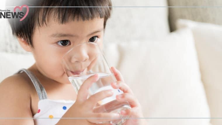 NEWS: งานวิจัยเผย เด็กดื่มน้ำให้เพียงพอ ช่วยเรื่องความยืดหยุ่นทางความคิด