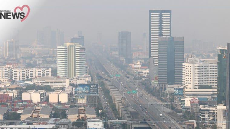 NEWS: ฝุ่น PM2.5 แรงขึ้นทุกที คุณภาพอากาศพุ่งเกิน 200 !! มีผลต่อสุขภาพ เลี่ยงอยู่กลางแจ้ง