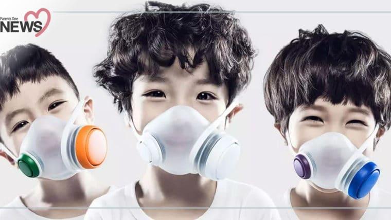 NEWS: Xiaomi เปิดตัว หน้ากากอนามัยสำหรับเด็ก ขนาดเล็กพอดีหน้า หายใจสะดวก