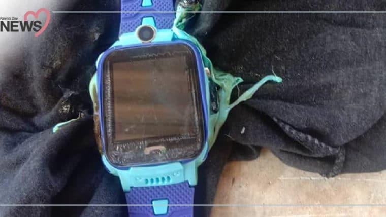 NEWS: อุทาหรณ์พ่อแม่ Smart Watch เด็กเกือบระเบิด ก่อนซื้อต้องดูให้ดีๆ