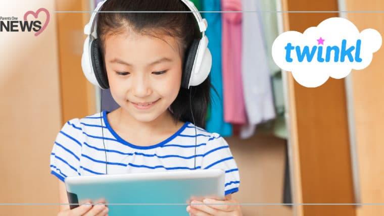 NEWS: เด็กๆ อยู่บ้านก็เรียนได้ แจกโค้ดเรียนภาษาอังกฤษฟรี!!! จากบริษัทผลิตสื่อการสอน Twinkl