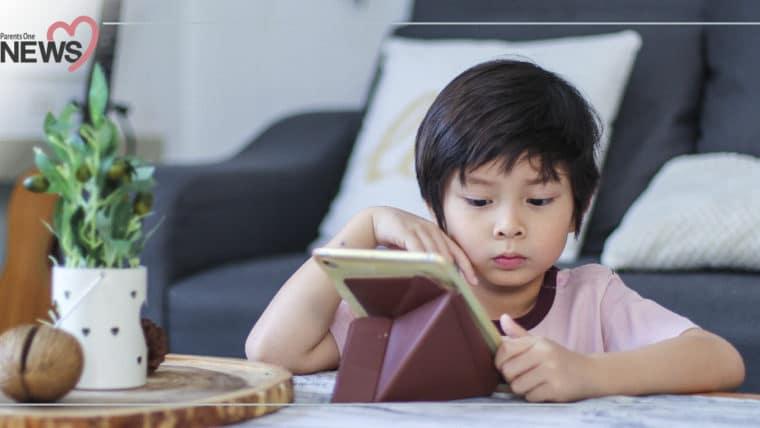 NEWS: กุมารแพทย์เตือน ใช้สื่อออนไลน์ในเด็กเล็ก อาจส่งต่อการเรียนรู้ระยะยาว