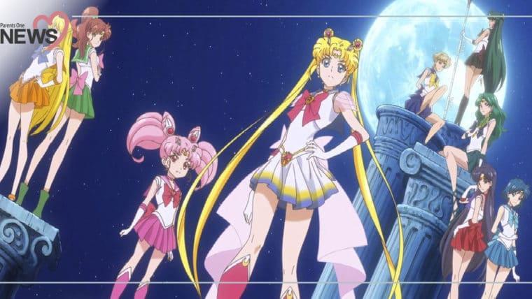 News: รับชมฟรี Sailor Moon บนyoutube เริ่ม 24 เมษายนนี้