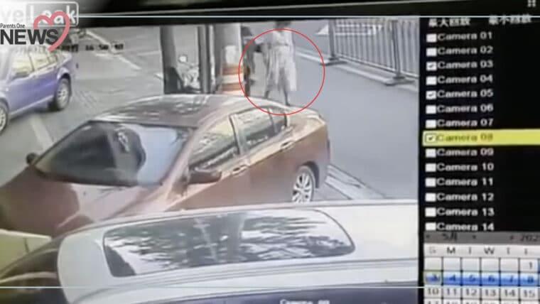 NEWS: คุณแม่ชาวจีนท้องแก่ ลูกหลุดออกมากลางถนน เคราะห์ดีที่เด็กปลอดภัย