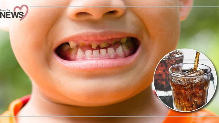 NEWS: โรงเรียนปลอดน้ำอัดลม หลังเด็กไทยฟันน้ำนมผุรุนแรง โดยเฉพาะเด็กอนุบาล-ประถม