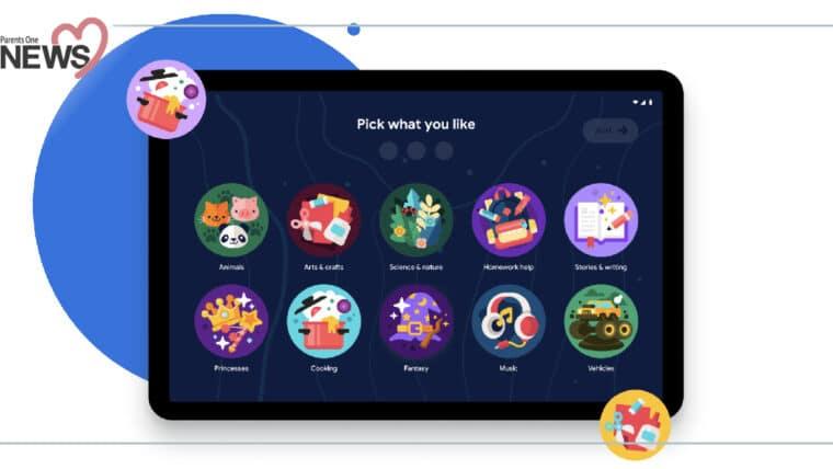 NEWS: เปิดตัวใหม่! Google Kids Space โหมดที่เสนอเนื้อหาปลอดภัยสำหรับเด็ก