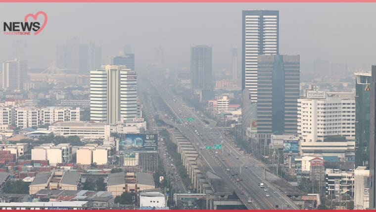 NEWS: กลับมาอีกแล้ว ฝุ่น PM 2.5 หนาแน่นขึ้น เริ่มมีผลกระทบต่อสุขภาพ