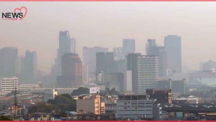 NEWS : พบ 53 พื้นที่ กทม. มีค่าฝุ่น PM 2.5 เกินมาตรฐาน ควรลดระยะเวลาทำกิจกรรมกลางแจ้ง