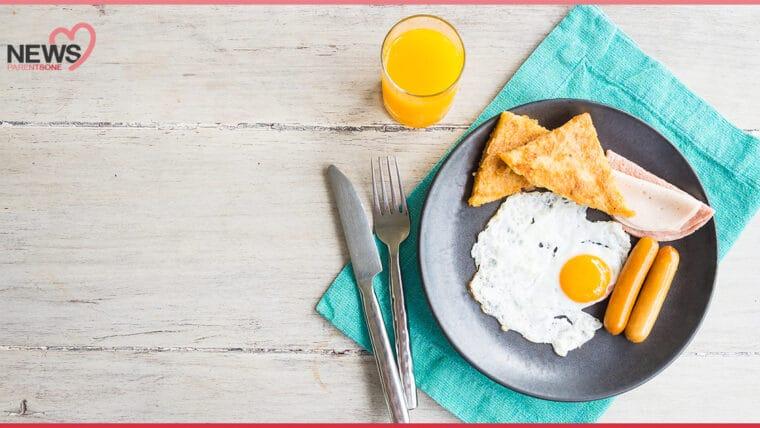 NEWS: กรมอนามัยเผย เด็กวัยเรียนต้องกินอาหารเช้า หากไม่กินร่างกายเสี่ยงอ่อนเพลีย
