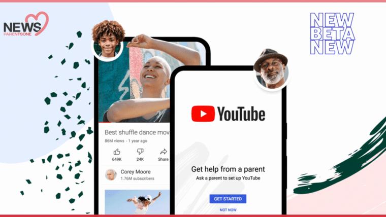 NEWS: Youtube ทดสอบฟังก์ชั่นใหม่ เปิดบัญชีสำหรับเด็กโต เพื่อให้พ่อแม่ยังสามารถดูแลลูกได้