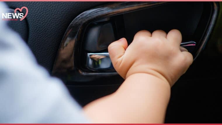 NEWS: อุทาหรณ์พ่อแม่ เด็ก 2 ขวบติดในรถ เหงื่อแตกท่วมตัวเพราะความร้อน
