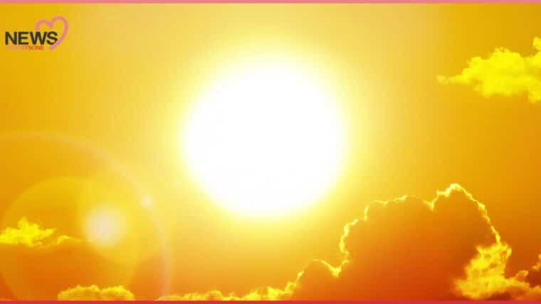 NEWS: ร้อนไม่ไหวแล้วว อุณหภูมิพุ่งสูงถึง 38 องศา ในช่วงวันที่ 30 มี.ค. – 2 เม.ย.