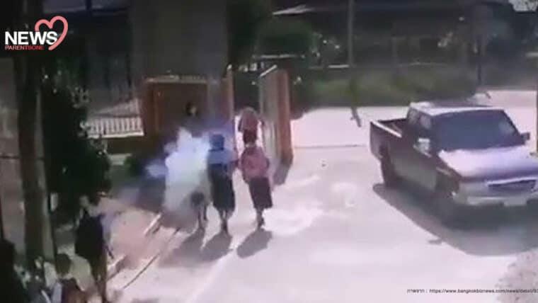 NEWS : อันตราย บั้งไฟน้อยงานศพตกใส่หัวเด็ก ขณะที่เดินกลับบ้านบาดเจ็บสาหัส