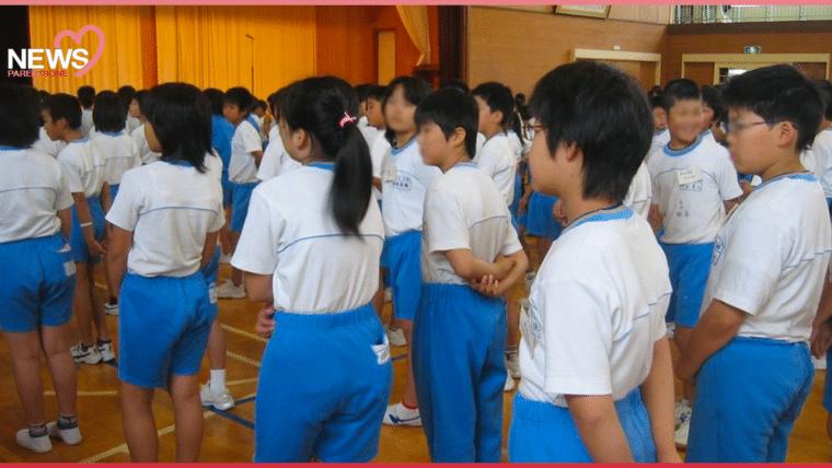NEWS : ผู้ปกครองไม่ยอม!! โรงเรียนประถมในญี่ปุ่นไม่ให้เด็กใส่ชุดชั้นในในคาบพละ