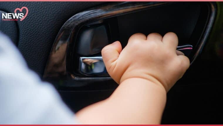 NEWS: อุทาหรณ์พ่อแม่ เด็ก 1.7 ขวบติดในรถ นานกว่า 1 ชม. จนร่างกายอ่อนล้า
