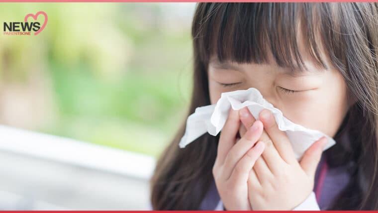 NEWS: ช่วงนี้ต้องระวัง เด็กเล็กป่วยไข้หวัดใหญ่ โดยเฉพาะเด็กแรกเกิด – 4 ขวบ