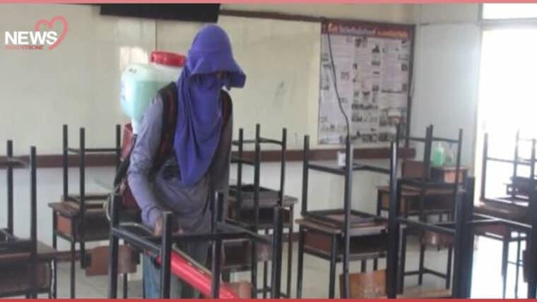 NEWS: เมืองสองแควสั่งปิดโรงเรียนแห่งที่ 8 หลังพบนักเรียนติดโควิดมาเรียนหนังสือ