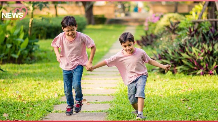 NEWS: งานวิจัยเผย การเล่นในธรรมชาติ ช่วยให้เด็กมีสมองและสุขภาพจิตดี