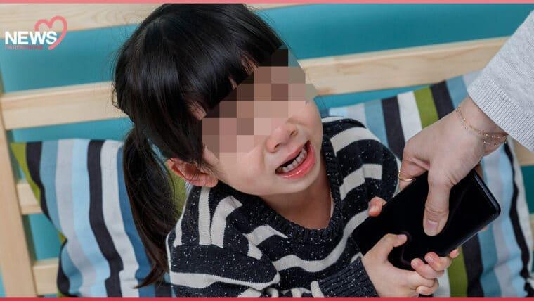 NEWS: กรมอนามัยเผยโควิด-19 ส่งผลกระทบต่อพัฒนาการเด็ก แนะเพิ่มเวลาเล่นกับลูก ลดการดูจอ