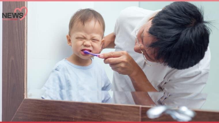 NEWS: อยู่บ้านห้ามละเลย เด็กต้องดูแลช่องปาก หลังอยู่บ้านนานเสี่ยงฟันผุ