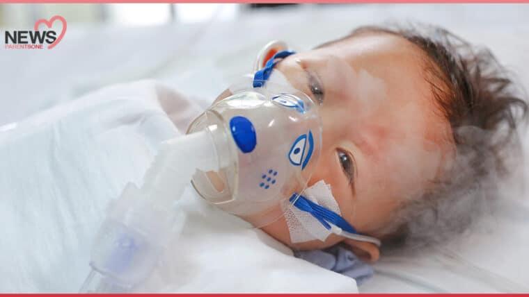 NEWS: ช่วงนี้ต้องระวัง เด็กเล็กป่วยปอดบวม หากเป็นไข้หวัด 3 วันแล้วยังไม่ดีขึ้น