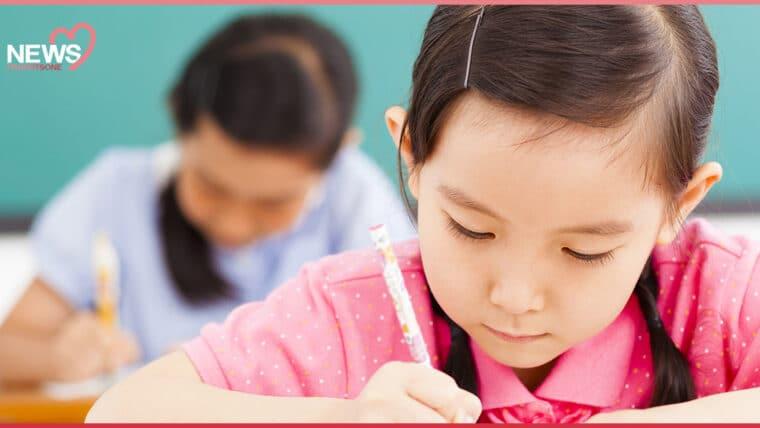 NEWS: ประเทศจีนออกคำสั่ง เด็กเล็กห้ามสอบข้อเขียน เพื่อลดความกดดันของทั้งเด็กและพ่อแม่